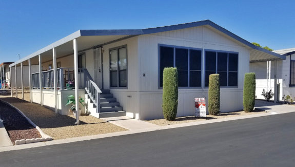 2 Bedroom 24x56 Double Wide Mobile Home For Sale Las Vegas, NV