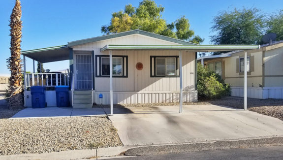 Used Mobile Home For Sale in Family Park Las Vegas, NV abcmobilehomes.com
